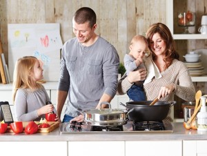 Help your kids learn how to cook!