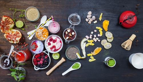 Your perfect smoothie bowl awaits.