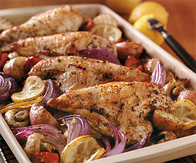 lemon-greek-chicken