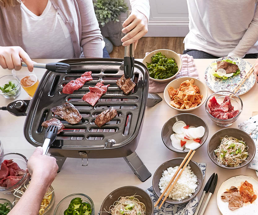 Do it yourself korean bbq pampered chef - How to build a korean bbq table ...