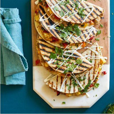 Capture 23 breakfast quesadillas