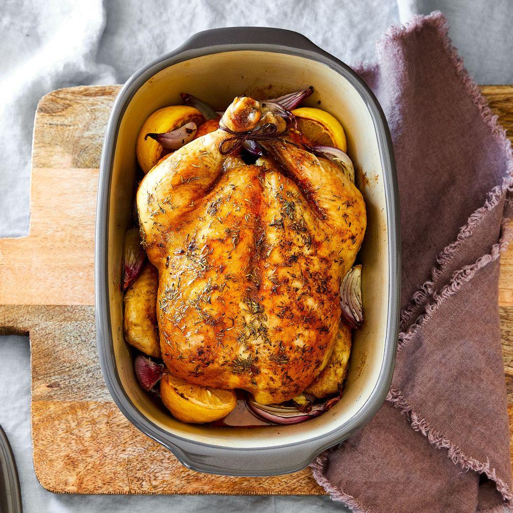 Juiciest Roast Chicken