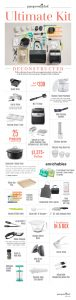 Pampered Chef Ultimate Kit