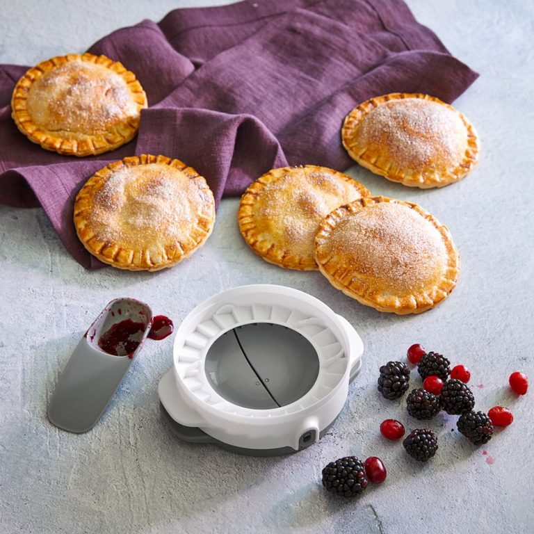 Berry-Filled Hand Pies