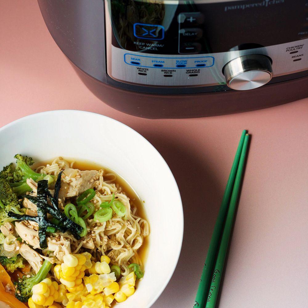 @food.kids.love pressure cooker ramen