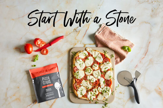 Start With a Stone